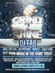 DJ Far Grind 2 Shine Mixtape