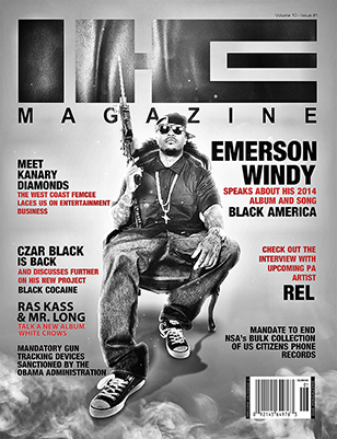 Emerson Windy IHE Magazine Issue 10