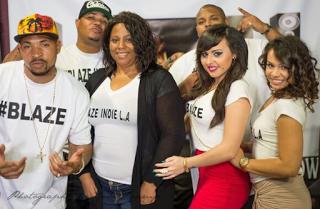 Blaze LA Show Picture 2