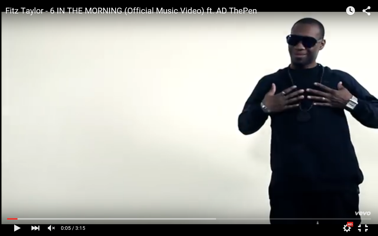 Fitz Taylor – 6 In The Morning