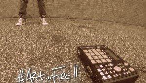 Track: royceBIRTH – Art On Fire!!
