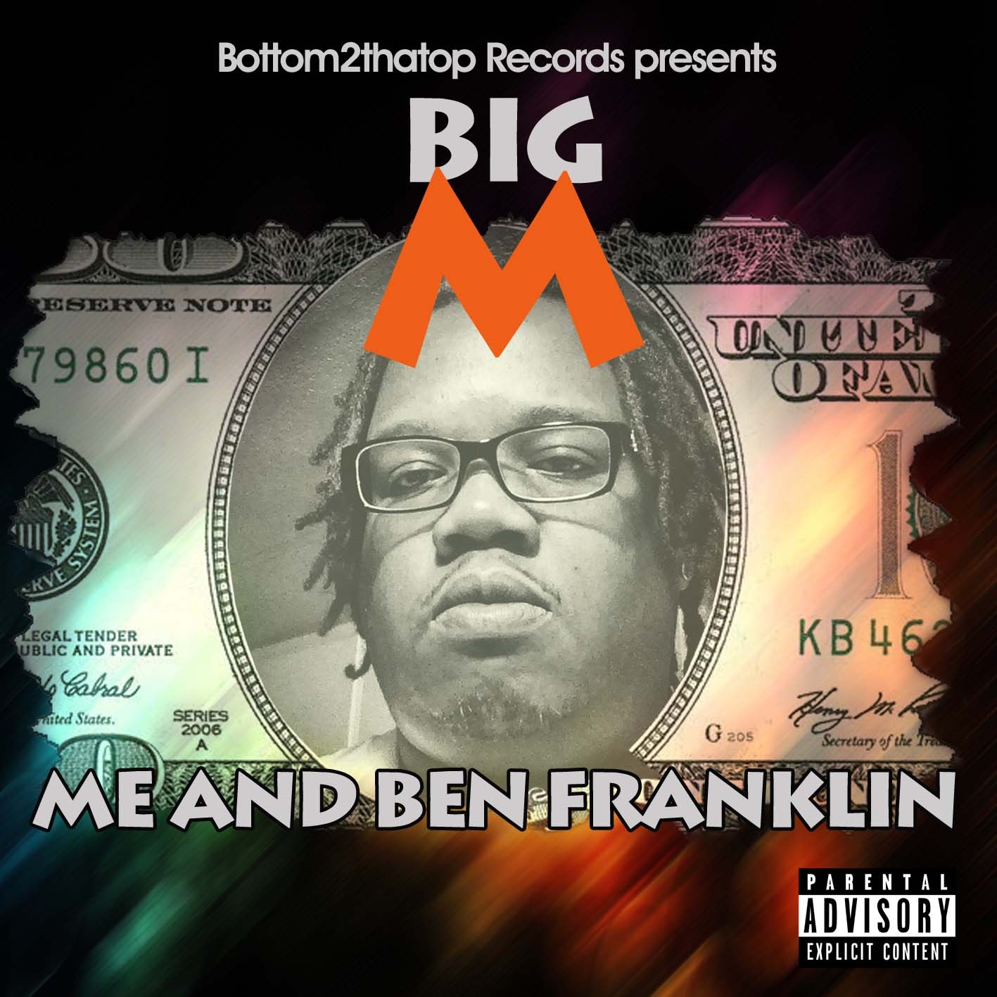 Big M – Me and Ben Franklin